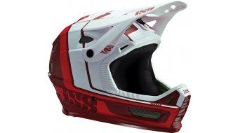 iXS XULT 头盔 DH(速降)头盔 型号 L/XL (60-62厘米) red/black 款型 2019