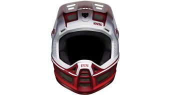 iXS XULT helmet DH-helmet size S/M (54-58cm) red/black 2018