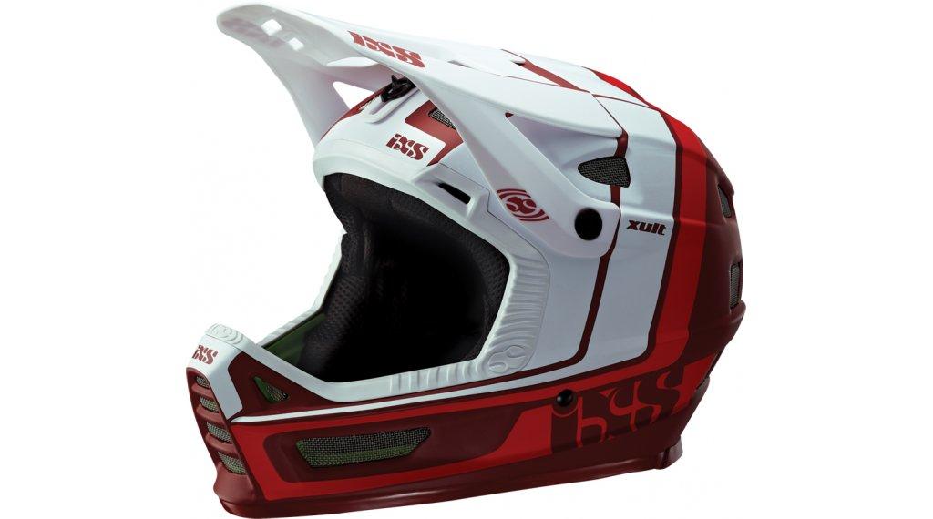 iXS XULT casco DH-casco tamaño L/XL (60-62cm) rojo/negro Mod. 2019