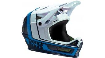 iXS XULT helmet DH-helmet size S/M (53-56cm) blue/black 2018