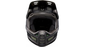 iXS XULT 头盔 DH(速降)头盔 型号 L/XL (60-62厘米) black 款型 2019