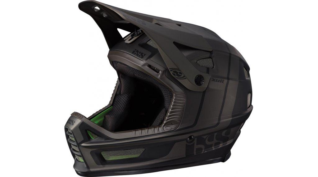 iXS XULT Helm DH-Helm Gr. L/XL (60-62cm) black Mod. 2019