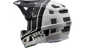iXS XULT 头盔 DH(速降)头盔 型号 L/XL (60-62厘米) white/black 款型 2019