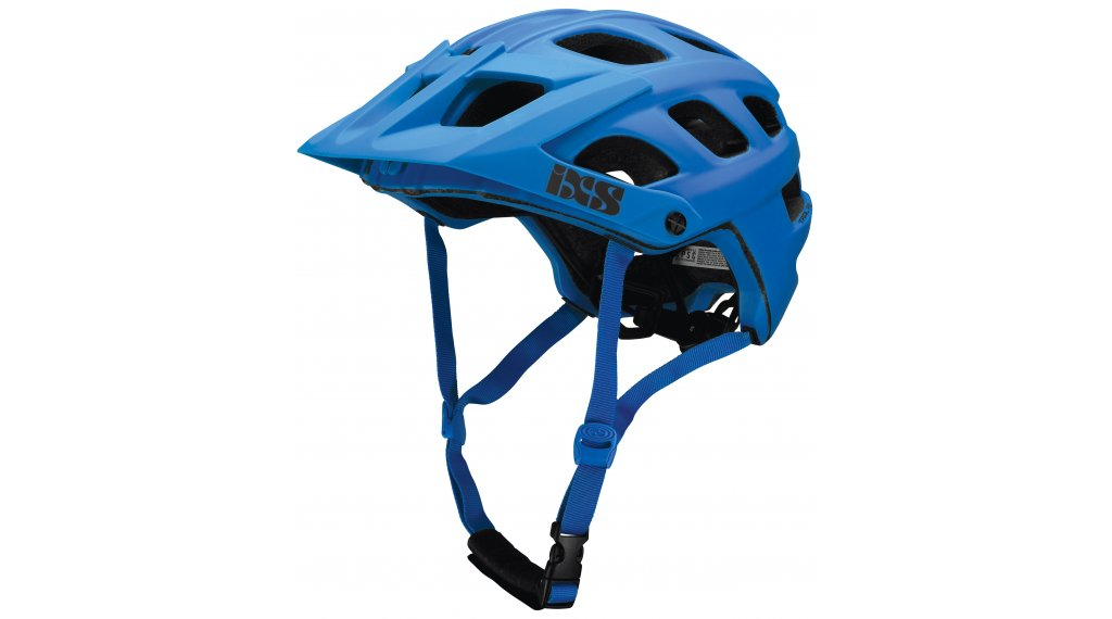 iXS Trail RS EVO Helm MTB-Helm Gr. XS/S (49-54cm) fluor blue Mod. 2020