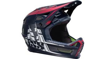 iXS XULT 头盔 DH(速降)头盔 型号 L/XL (60-62厘米) black/red 款型 2019