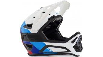 Kask Defender MTB Fullface-Helm Gr. S (50-56cm) blue