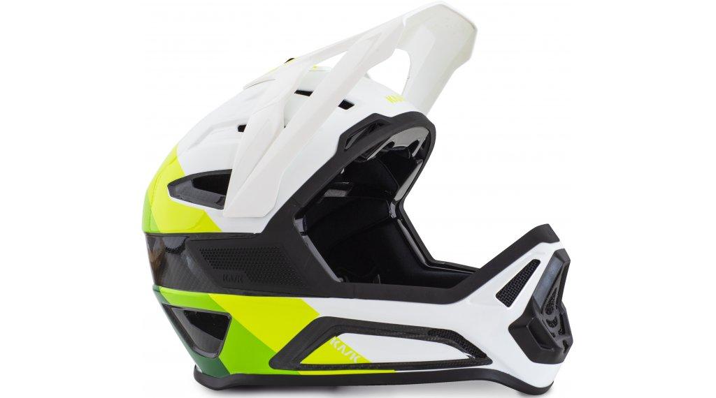 Kask Defender MTB Fullface-Helm Gr. S (50-56cm) lime
