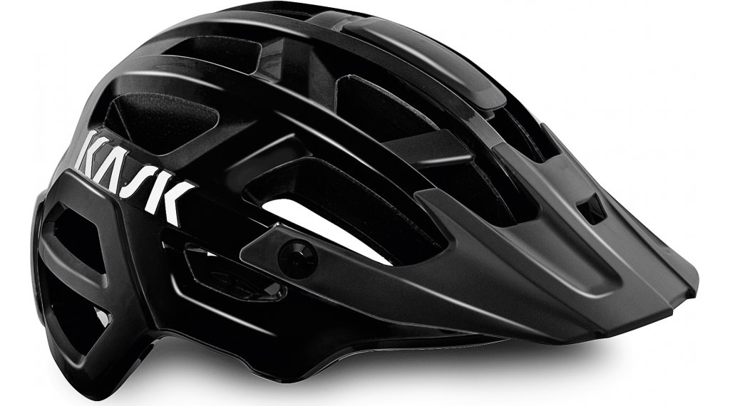Kask Rex MTB-Helm Gr. M (52-58cm) black