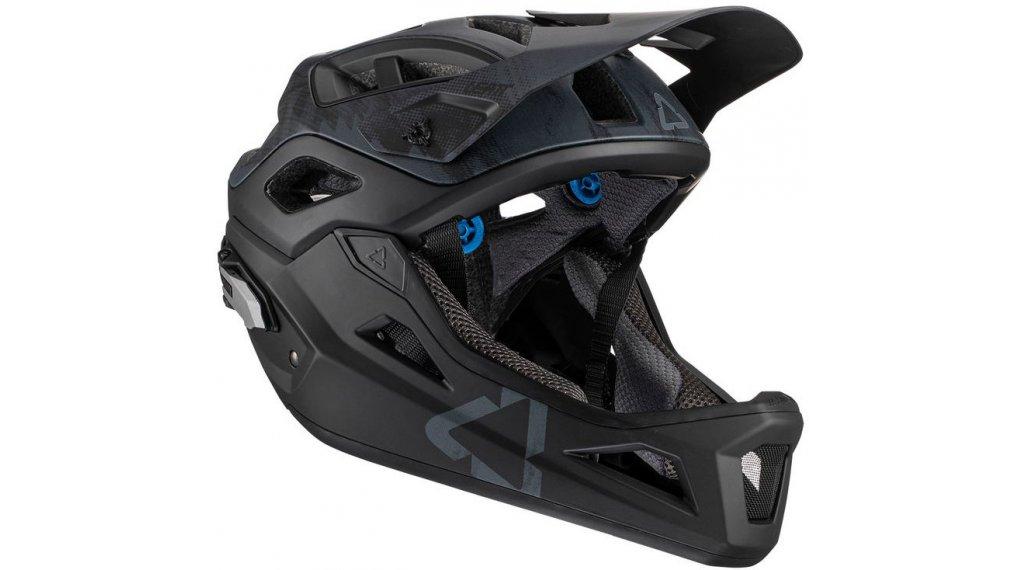 Leatt DBX 3.0 Enduro Fahrradhelm Gr. S (51-55cm) black