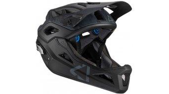 Leatt DBX 3.0 Enduro casco . nero