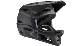 Leatt DBX 4.0 DH Fullface bike helmet black