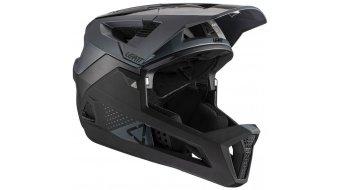 Leatt DBX 4.0 Enduro Fahrradhelm negro