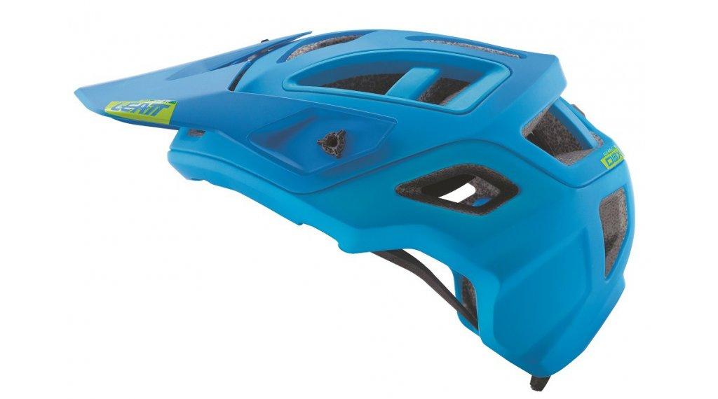 Leatt DBX 3.0 All-Mountain MTB(山地)头盔 型号 S blue 款型 2020