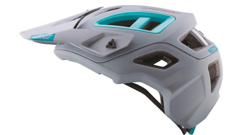 Leatt DBX 3.0 All-Mountain MTB(山地)头盔 型号 S grey 款型 2020