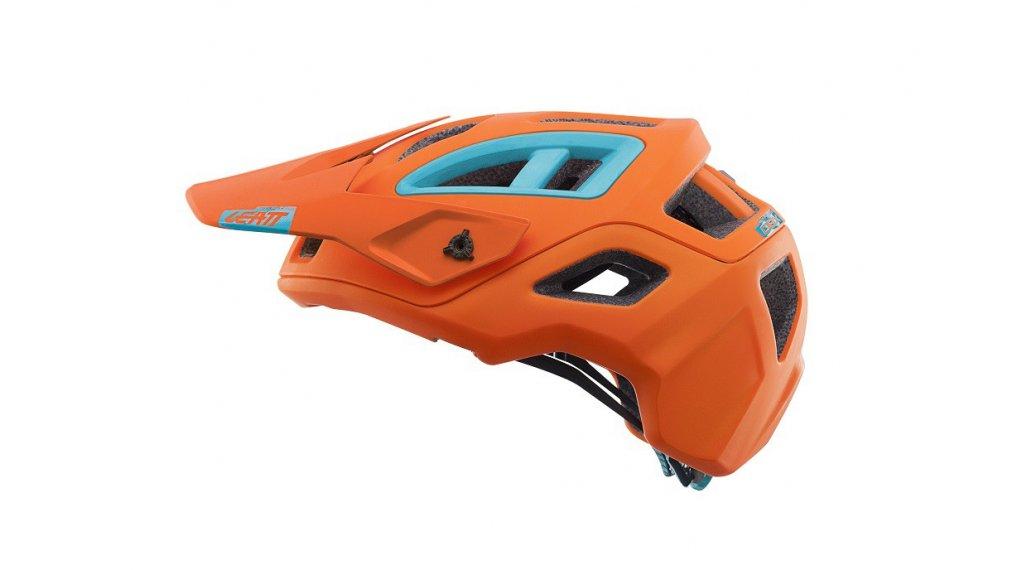 Leatt DBX 3.0 All-Mountain MTB(山地)头盔 型号 S 橙色 款型 2020