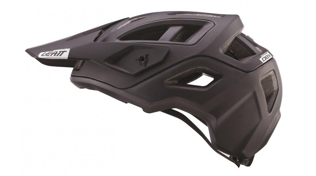 Leatt DBX 3.0 All-Mountain MTB(山地)头盔 型号 S black 款型 2020