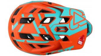 Leatt DBX 3.0 Enduro MTB-Helm Gr. S orange/teal Mod. 2020