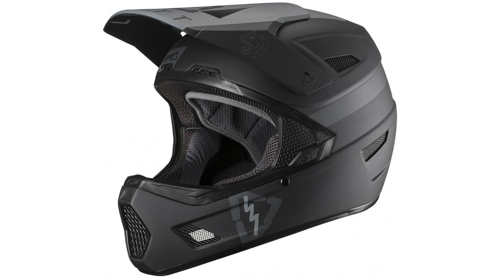 Leatt DBX 3.0 Downhill MTB-Helm Gr. XL black Mod. 2019