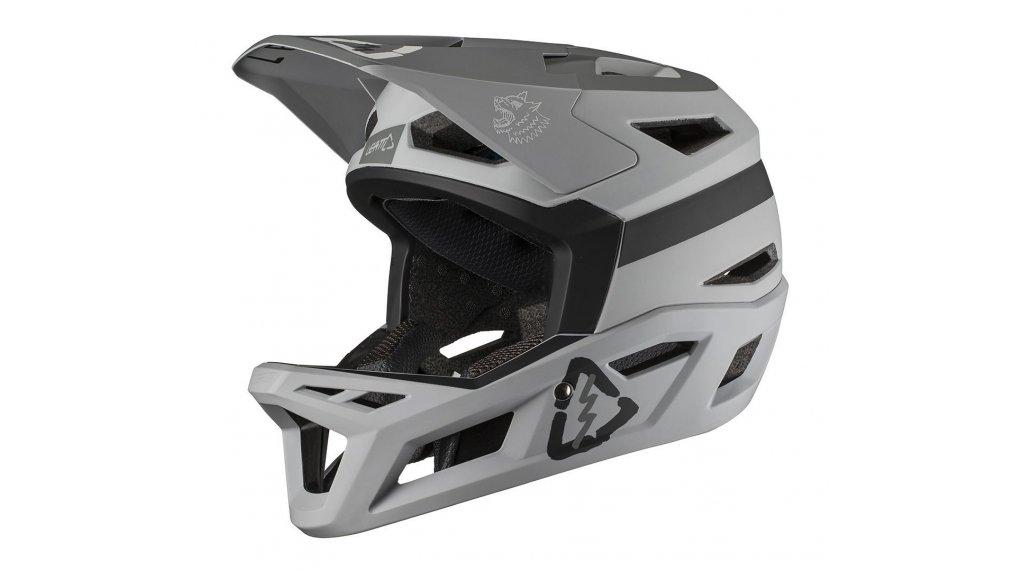 Leatt DBX 4.0 MTB Fullface-Helm Gr. L steel Mod. 2020