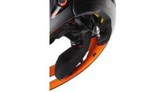 MET Parachute MCR MIPS Fullface-Helm Gr. S (52-56cm) black orange/matt Mod. 2020