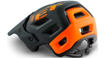 MET Roam MTB-Helm Gr. S (52-56cm) black orange/matt