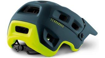 MET Terranova MIPS MTB-Helm Gr. S (52-56cm) blue lime green/matt