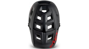 MET Terranova MTB-Helm Gr. S (52-56cm) black red/matt glossy