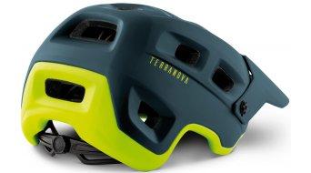 MET Terranova MTB-Helm Gr. S (52-56cm) blue lime green/matt