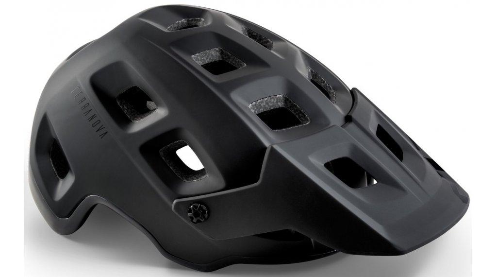 MET Terranova MTB-Helm Gr. S (52-56cm) black/matt glossy