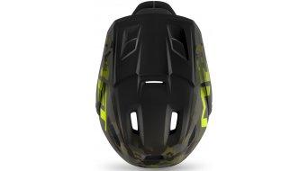 MET Parachute MCR MIPS Fullface-Helm Gr. M (56-58cm) camo lime green/matt