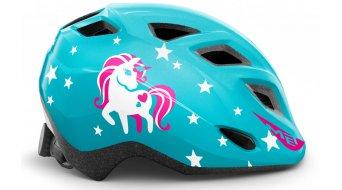 MET Elfo niños-casco tamaño unisize (46-53cm) azul unicorn/glossy