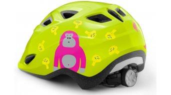 MET Elfo niños-casco tamaño unisize (46-53cm) lime verde monkey/glossy