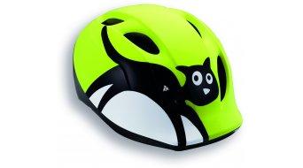 Met Buddy casco niños-casco tamaño M (46-53cm) amarillo cat