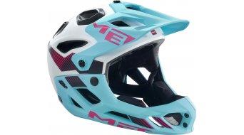 Met Parachute casco casco integral All Mountain MTB-casco color apagado