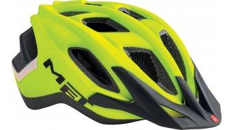 Met Funandgo Helm Aktive-Helm Gr. S (52-57cm) matt safety yellow/black - VORFÜHRTEIL ohne Originalverpackung