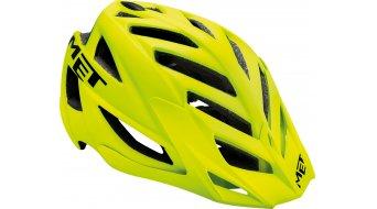 Met Terra Helm All Mountain MTB-Helm Gr. 54-61cm matt yellow fluo/black - VORFÜHRTEIL ohne Originalverpackung