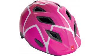 Met Elfo Helm Kinder-Helm Gr. 46-53cm pink stars - VORFÜHRTEIL ohne Originalverpackung