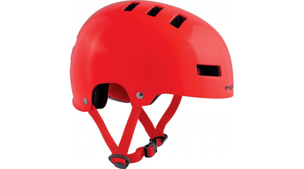 MET Yo-Yo Kinder-Helm Gr. S (51-55cm) red/glossy