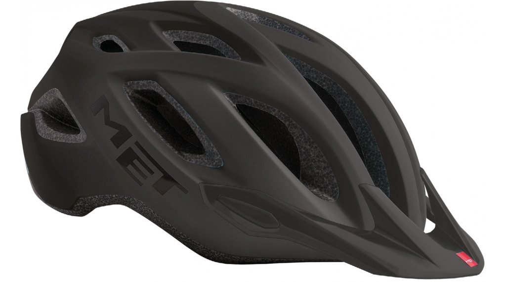 MET Crossover Fahrradhelm Gr. M (52-59cm) shaded black/matt