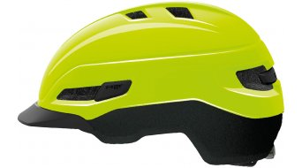 MET Grancorso City-Helm safety yellow/glossy/reflective