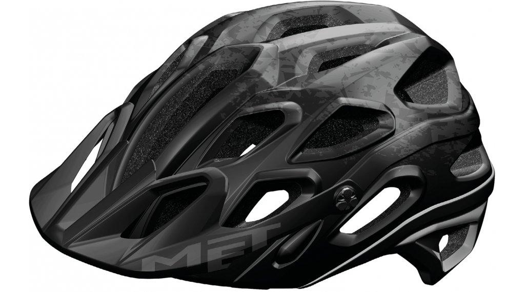 MET Lupo MTB-Helm Gr. M (54-58cm) texture/matt