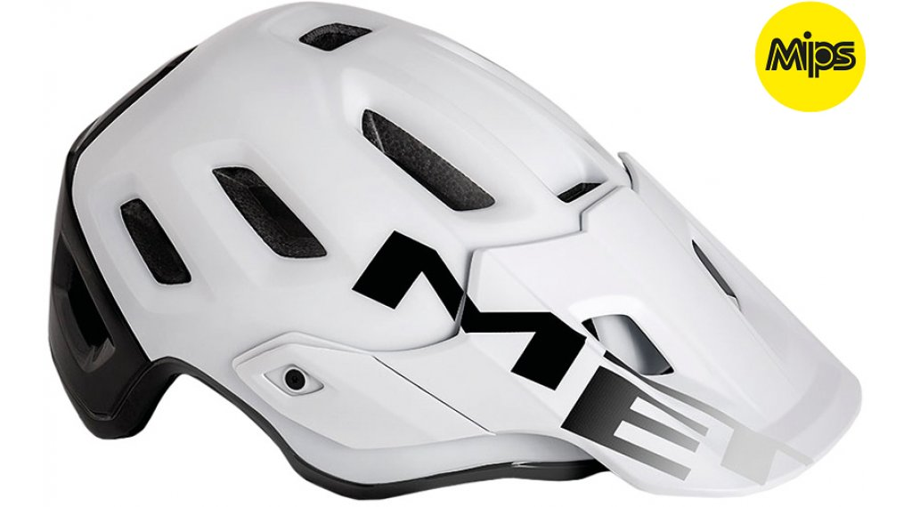 MET Roam MIPS MTB-Helm Gr. S (52-56cm) lipari white/matt glossy