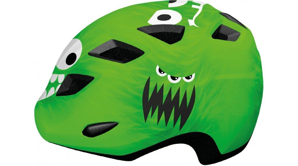 MET Elfo niños-casco tamaño unisize (46-53cm) verde monsters/glossy
