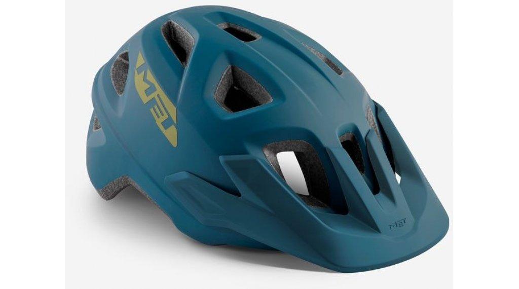 MET Echo MTB-Helm Gr. S/M (52-57cm) petrol blue/matt