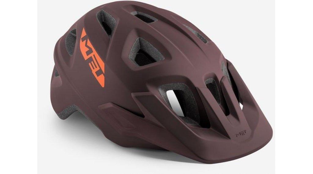 MET Echo MTB-Helm Gr. S/M (52-57cm) burgundy/matt