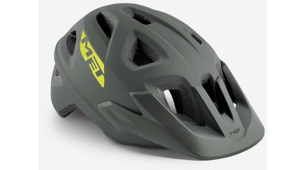 MET Echo MTB-Helm Gr. S/M (52-57cm) gray/matt