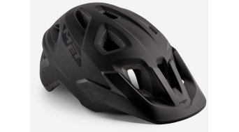 MET Echo MTB-Helm Gr. S/M (52-57cm) black/matt glossy