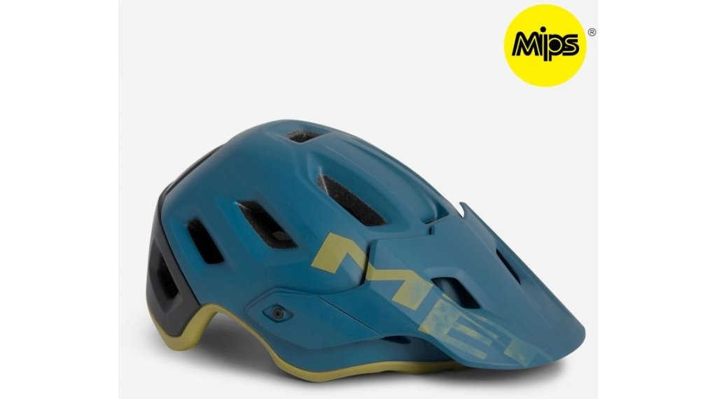 MET Roam MIPS MTB-Helm Gr. S (52-56cm) legion blue sand/matt