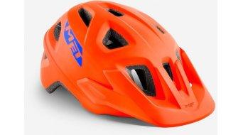 MET Eldar Kinder-Helm Gr. unisize (52-57cm) orange