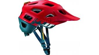 Mavic Crossmax Pro Helm Herren-Helm Gr. S (51-56cm) racing red/aviator-x